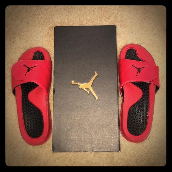 47031952fb13 Jordan Other - Jordan Hydro 5 Retro Slides  100% Authentic
